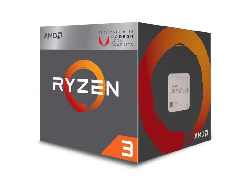 CPU AMD RYZEN 3 2200G Song Phương