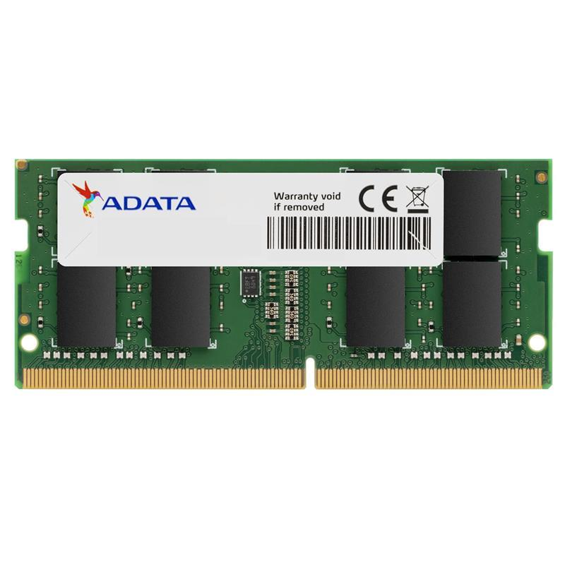 RAM ADATA 8GB DDR4 3200MHz SO-DIMM - AD4S320038G22-SGN - songphuong.vn