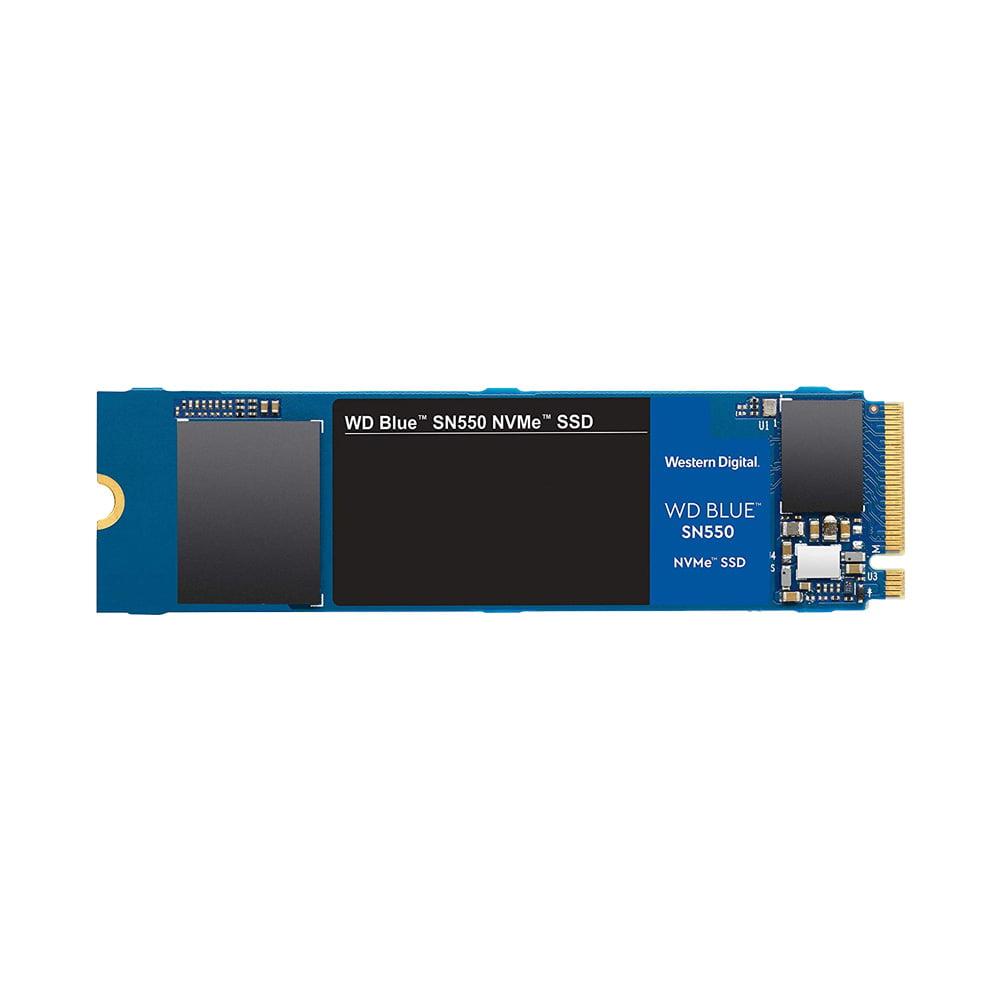 1. SSD WD BLUE SN550 250GB M.2 2280 NVMe Gen3x4 - WDS250G2B0C _songphuong.vn