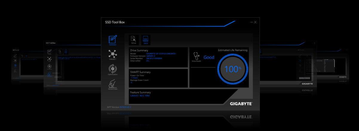 SSD Gigabyte - GP-GSTFS31 - songphuong.vn