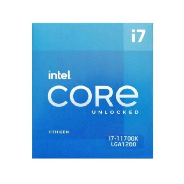 CPU Intel Core i7-11700K (3.6GHz Turbo 5.0GHz, 8 nhân 16 luồng, 16MB Cache, 95W) – SK LGA 1200