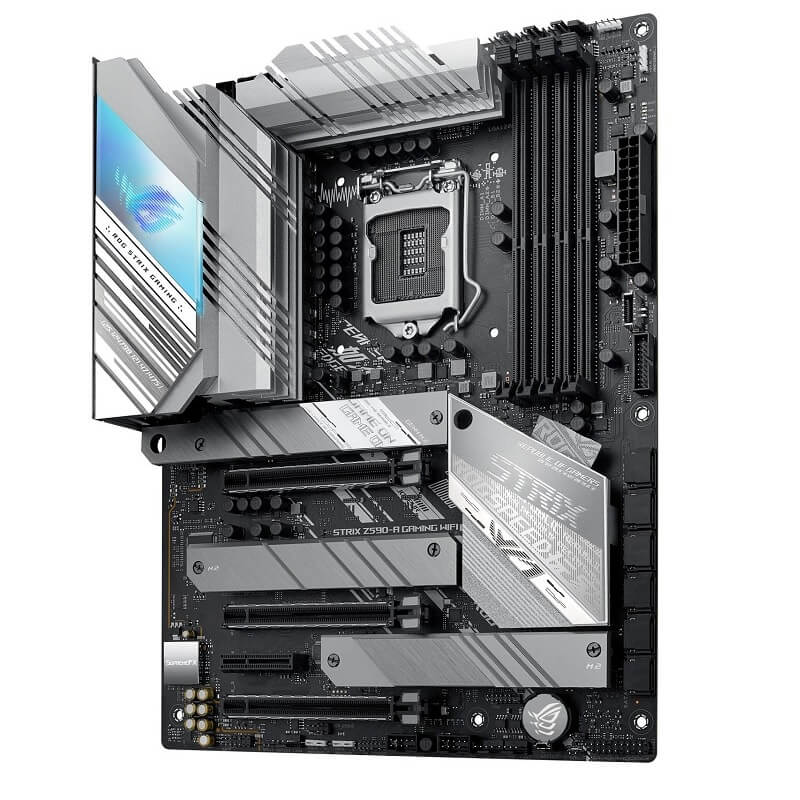 Mainboard ASUS ROG STRIX Z590-A GAMING WIFI - songphuong.vn