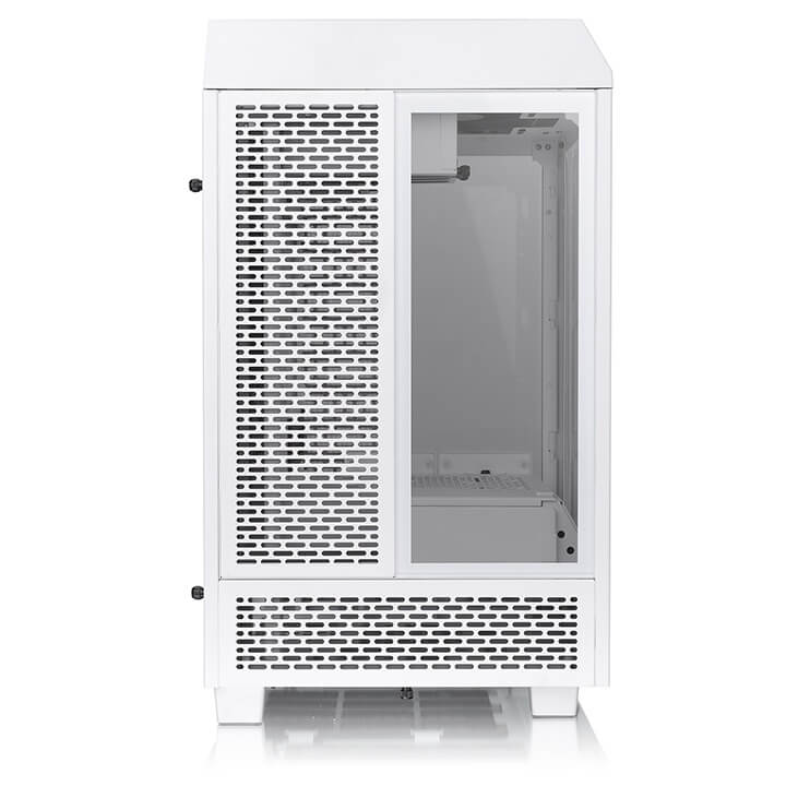 Case Thermaltake Tower 100 Snow Mini Chassis CA-1R3-00S6WN-00 _songphuong.vn