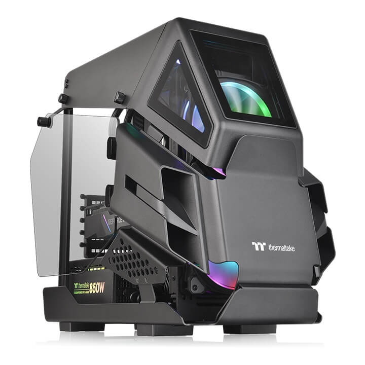 Case Thermaltake AH T200 Micro Chassis - CA-1R4-00S1WN-00 _songphuong.vn
