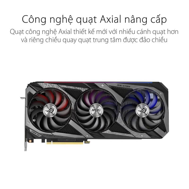 VGA ASUS ROG 3070 Ti OC 8G GAMING (ROG-STRIX-RTX3070TI-O8G-GAMING) - songphuong.vn