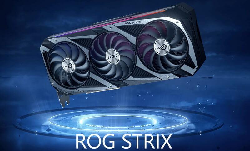 VGA ASUS ROG 3080 Ti OC 12G (ROG-STRIX-RTX3080TI-O12G-GAMING) - songphuong.vn