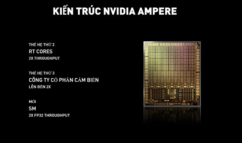 VGA MSI 3070 Ti SUPRIM X 8G - songphuong.vn