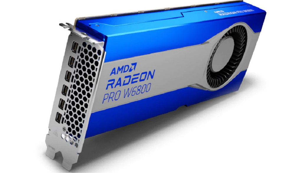 VGA AMD RADEON PRO W6800 MBA RETAIL - songphuong.vn