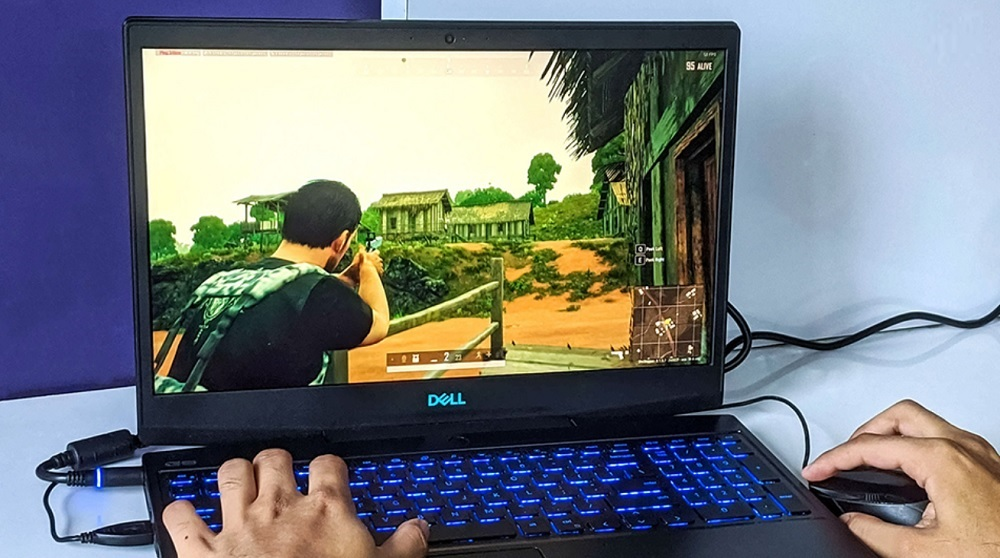 Laptop Dell Gaming G5 15 5500 P89F003ABL - songphuong.vn